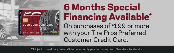 Tire Pros Offer | Chelsea Tire Pros