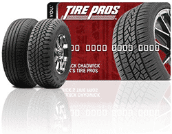 Tire Pros Card | Chelsea Tire Pros